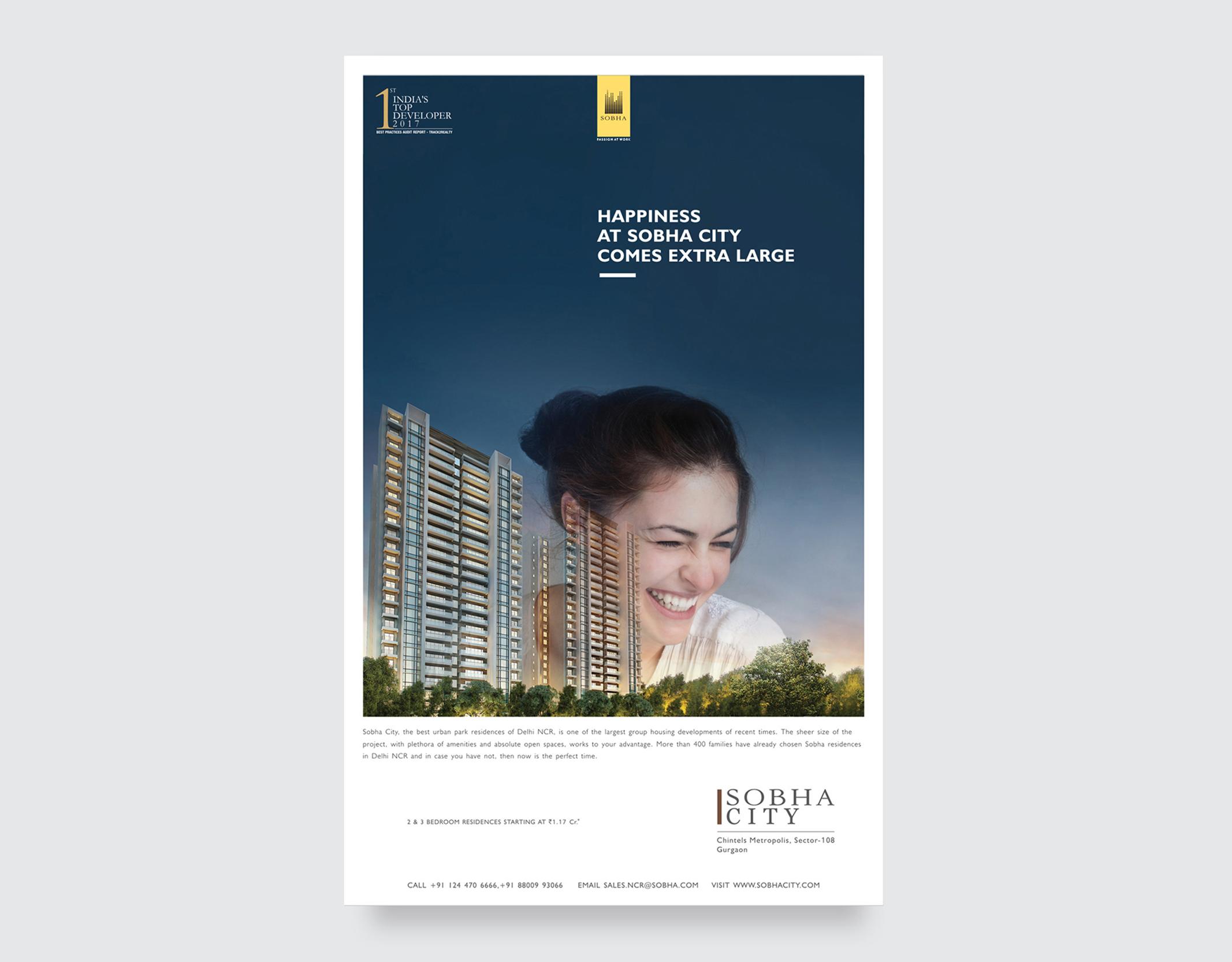 Real Estate Advertising Agency  Advertising Agency in Gurgaon